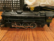 Lionel Trains-delaware And Hudson 4-6-4- Steam Locomotive/electric Tender- New