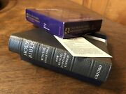 Oxford Nrsv Pocket Compact Bible New Revised Standard Version 9611a Gray Leather