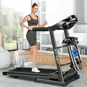 3.25hp Treadmill 3 In 1 Home Electric Folding Running Machine Exercise Y B 05