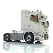 Lesu Metal Scania Chassis 1/14 Hercules Cabin Rc 44 Tractor Truck Hook Light