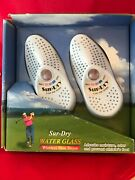 Sur-dry Wireless Shoe Dryer, Absorbs Moisture And Odors Nib
