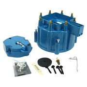 Pertronix Flame-thrower Distributor Cap And Rotor Kit Chevy Small Block V8