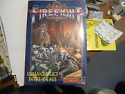 Firefight 28mm Sci Fi Starter Set Rules 40 Figures Painted And Based Alt Armies