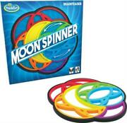 Think Fun Moon Spinner Stem Toy And Brain Game