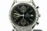 Omega Speedmaster Date Automatic Winding 3511.50 Black Dial Chronograph St Watch