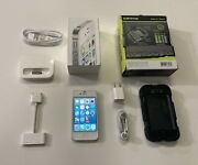 Read First Apple Iphone 4s 16gb White Untethered Unlocked A1387 Cdma + Gsm