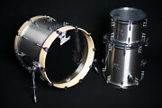 Bone Drums Unlimited Ss Stainless Steel