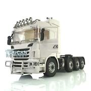 Lesu Hercules Scania 1/14 Metal 88 Chassis Tractor Truck Bumper Lights Grille