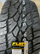 1 New 33x12.50r20 Fury Off Road Country Hunter A/t All Terrain 33 12.50 20 R20