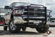 Tough Country Brush Guard For 2010-2018 2500 And 3500 Dodge Ram