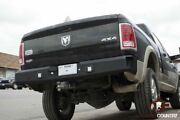 Tough Country Evolution Rear Bumper For 2010-2018 2500 And 3500 Dodge Ram
