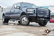 Tough Country Traditional Front Bumper For 2005-2007 F250-f550 Ford Super Duty