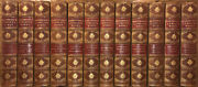 Leather Setthe Works Of William Shakespeare Complete 1903 Large Books Old Gift