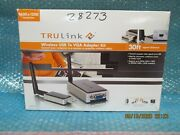 Cables To Go 29572 Trulink Wireless Usb To Vga Adapter Kit New