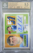 Bgs 9.5 2012 Topps Chrome Andrew Luck Rc 03/10 1957 Refractor Patch Auto 10 True
