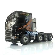 Lesu Gripen Hercules Highline Scaniar730 Metal 1/14 Rc 88 Chassis Tractor Truck