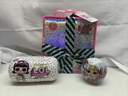 Lol Surprise Deluxe Present Surprise Confetti Under Wraps And All-star B.b.s