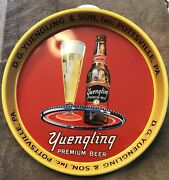 D G Yuengling And Son Beer Ale Porter Metal Tray Pottsville Pa