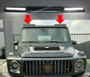 Roof Light Bar With Led Drl For Mercedes-benz G Class G63 G550 W463a W464 2018+