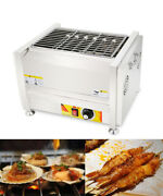 Intbuying 220v Commercial Electric Barbecue Grills Smokeless Bbq 3200w