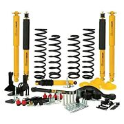 For Jeep Wrangler Jk 18 Arb Omejk4 4 X 4 Ome Front And Rear Suspension Lift Kit