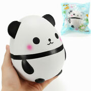 Squishy Panda Doll Egg Jumbo 14cm Slow Rising With Packaging Collection Gift