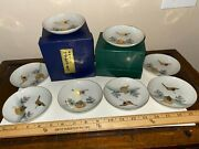 Vintage Antique Small Dishes Made In Occupied Japan - Lot Of 8 - Beautiful