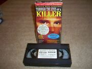 Through The Eyes Of A Killer Vhs 1992 Richard Dean Anderson And The Sister In