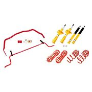 For Ford Mustang 05-10 Bmr Suspension Koni Handling Performance Package Level 4