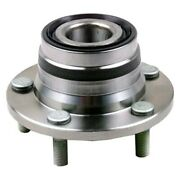For Mazda Protege 01-03 Rear Driver Side Wheel Bearing And Hub Assembly