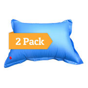 Robelle Swimming Pool Winter Cover Ice Equalizer Air Pillow 4and039 X 5and039 - 2 Pack