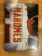 Hyvee Mahomes Magic Crunch Sugar Frosted Flakes Limited Edition - Full Set 8