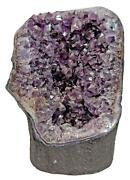 Large Amethyst Church Crystal Cathedral Geode Tower 19 Tall Quartz Cluster