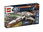 Lego Star Wars X-wing Starfighter 9493 Used Excellent Condition 100 Complete