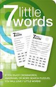 7 Little Words Book 2 100 Puzzles By Blue Ox Technologies Ltd.christopher York