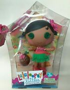 Lalaloopsy Littles Littles Doll - Kiwi Tiki Wiki 7 With Coconut New-in-box