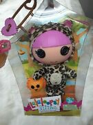Lalaloopsy Littles Kat Jungle Roarand039s Little Sister 7 Whiskers Lionand039s New-in-box