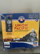 Lionel Union Pacific Flyer Ready To Run Steam Train Set With Bluetoothopen Box