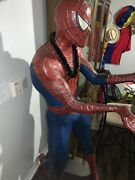 Marvel Spider-man 6-feet Action Figure Blue And Red
