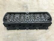 67-68 Ford Shelby Mustang 289 Hipo Oem Single Cylinder Head K Code Gt350