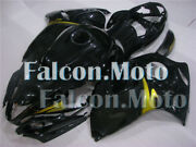 Fairing Abs Mold Kit Fit For 2008-2018 Gsxr 1300r Bodywork Injection Black Aac