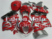 Red Full Injection Fairing Fit For 1997-2007 1998 1999 Gsxr 1300 Plastic Set Adk