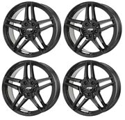 4 Ats Wheels Mizar 8.5jx19 Et345 5x112 Sw For Mercedes-benz B C63 C Cl-63 Cl65