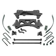 For Toyota Tacoma 1995-2004 Fabtech Fts26001bk Replacement Component Box