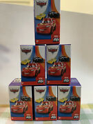 10 Disney Cars Mini Racers 59 Miss Fritter Wave 5 Mystery Blind New/sealed Box