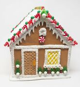 Byersand039 Choice Kindle Cottage Gingerbread House Christmas - Note