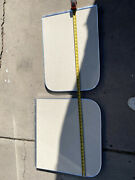 Vintage Trailer Rv Small Table Tops 1960s