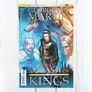 Game Of Thrones A Clash Of Kings 6, Dynamite Comics 2017, George R. R. Martin