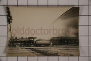 Boston And Albany Railroad Engine 245 New South Boston Station Train Shed Usps