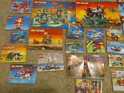 Lego Sets With Instructions 1990and039s
